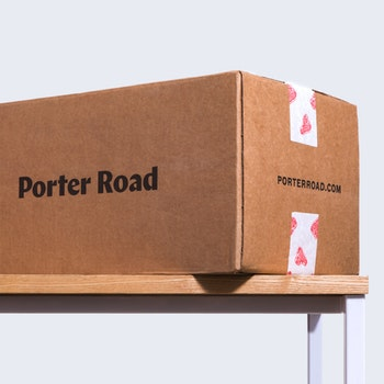 0 Red Antler Porter Road Packaging